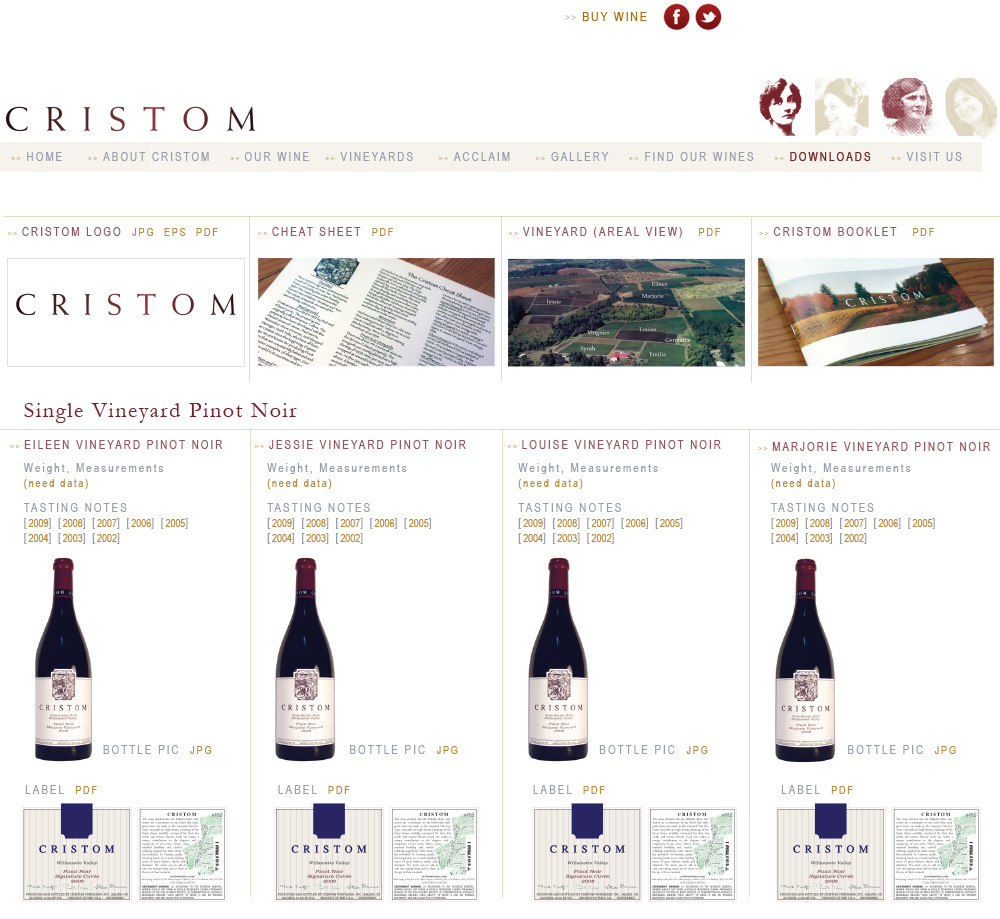 Cristom_Website_Design-Download_Page