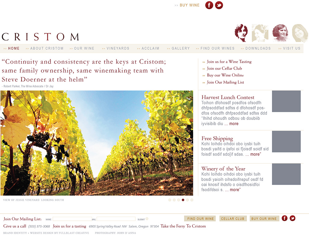 Cristom_Website_Homepage_Design